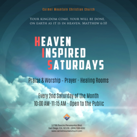 Heaven Inspired Saturdays